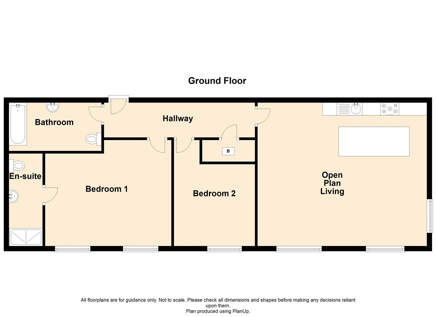 2 Bedroom Apartment For Sale - Apartment 9, Cobden Mill Court, Ramsbottom.jpg